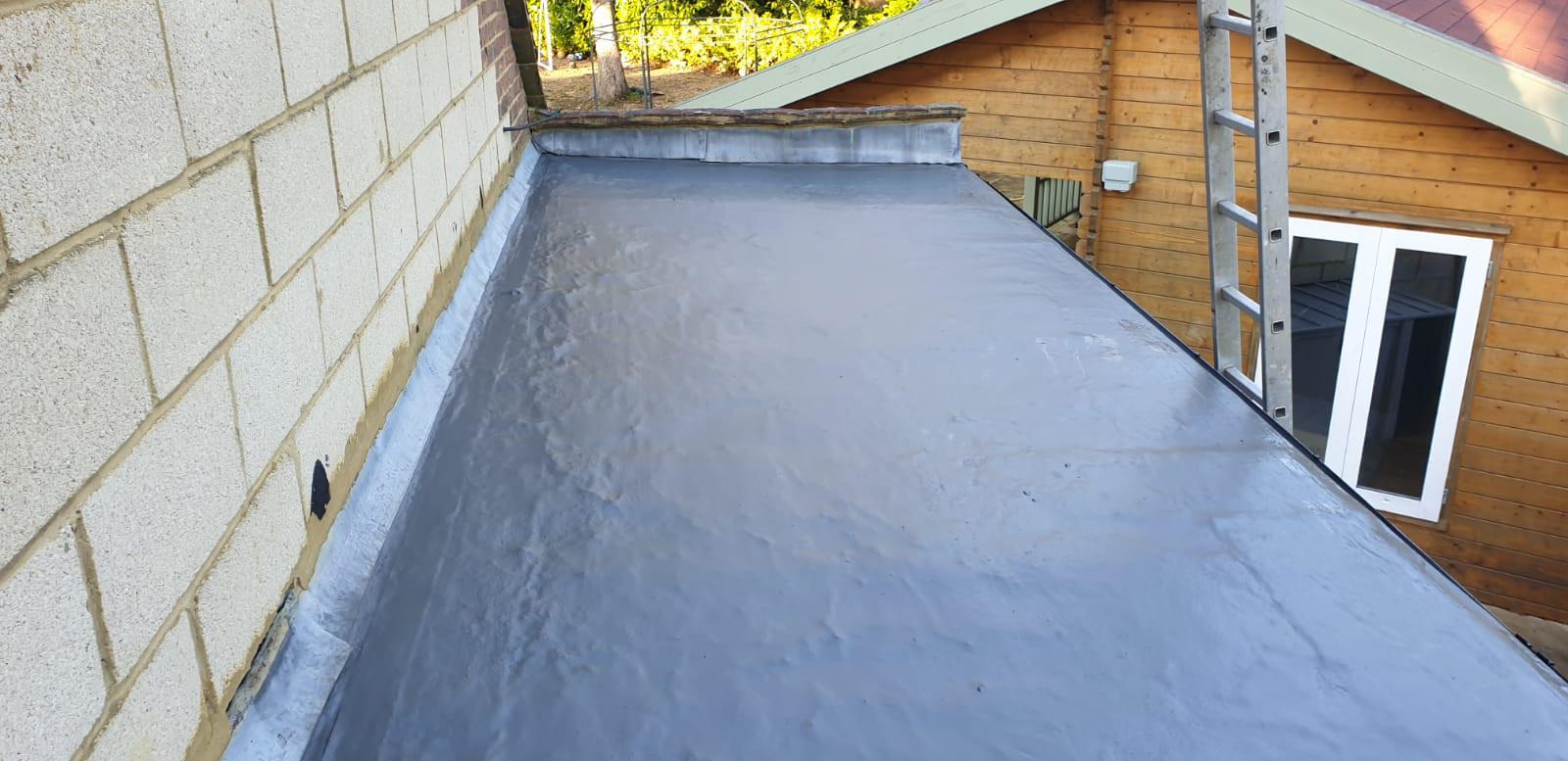 Resin Roof, Kent