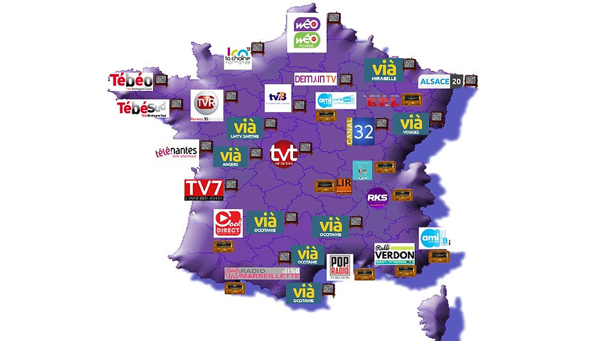 Diffusion BCDFE France TV et Radio 2020