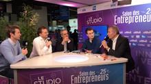 [ÉMISSION SPÉCIALE] - Le Business Club de France enregistré au Salon des Entrepreneurs de Paris