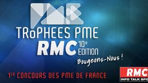 """Trophées PME RMC """"bougeons Nous"""" 2019 : inscrivez-vous !"""