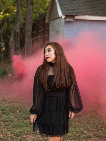 Anya - Halloween Photoshoot