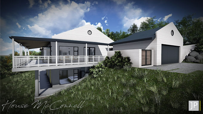 HOUSE Mc CONNEL