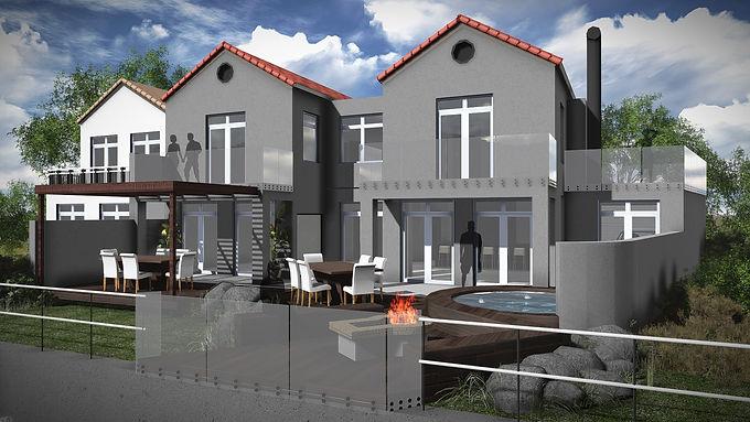 HOUSE VAN AS