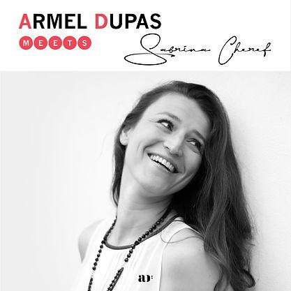 Armel Dupas meets Sabrina Cheref - live album