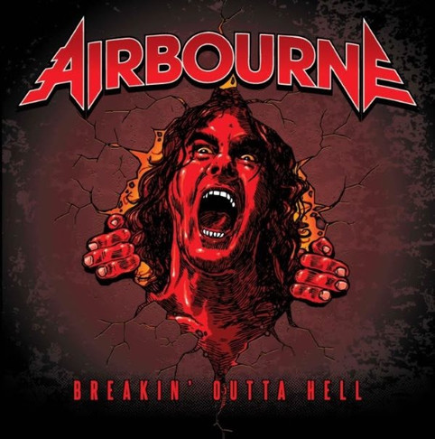 Airbourne To Release Fourth Studio Album 'Breakin' Outta Hell'!