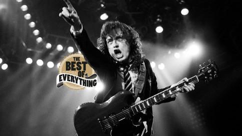 Joel's 11 Best AC/DC Riffs!