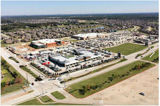 Retail wrap: Katy retail center signs entertainment and dining tenants