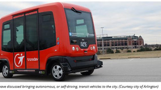 Wade Park, autonomous vehicles, Legacy Drive: 4 takeaways from Frisco town hall meeting