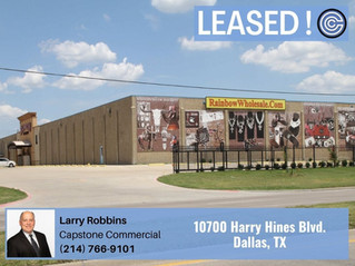 Done Deal - 10700 Harry Hines Boulevard, Dallas