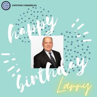 Happy Birthday Larry!!!