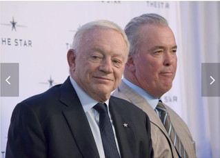 Dallas Cowboys Jerry Jones Sr. brings in Staubach, Shaw for assist with 17-story tower