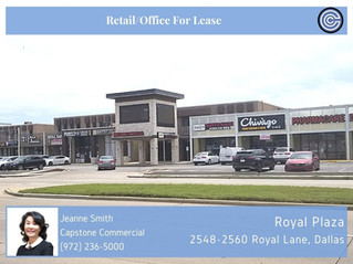 For Lease - Retail/Office