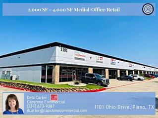 For Lease - 1101 Ohio Drive, Plano