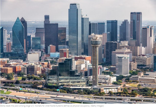 Dallas, Austin and Houston Lead in Workers Returning to the Office Among Largest US Cities