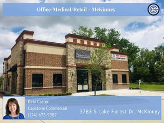For Lease in McKinney.