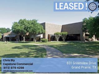 Leased - 831 Greenview Drive, Grand Prairie