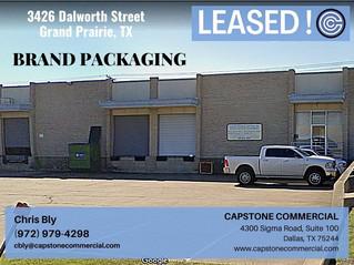 Leased - 3426 Dalworth Street, Grand Prairie