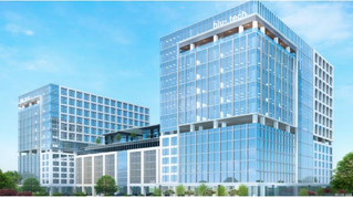 14-story office towers, hotel planned in Plano across tollway from new Liberty Mutual campus