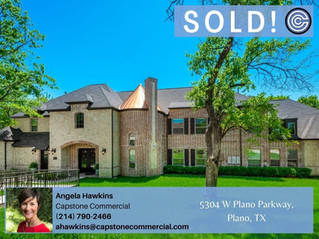 Sold - 5304 W. Plano Parkway, Plano