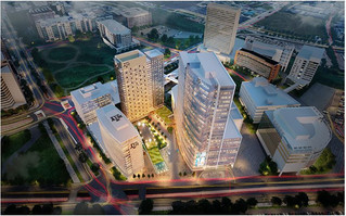 Texas A&M Announces $550M Texas Medical Center Complex
