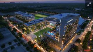 Dallas Cowboys help unveil new luxury hotel near team's new Frisco HQ