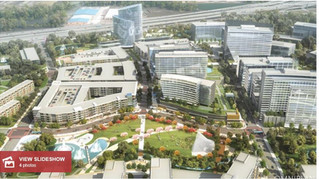 Howard Hughes Corp. partnering with city of Allen on 270-acre development