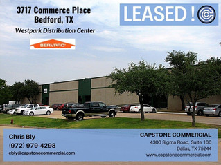 Leased - 3717 Commerce Place, Bedford