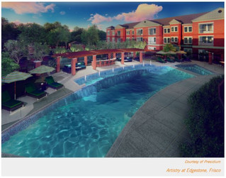 Presidium Starts Work On Frisco Senior Housing