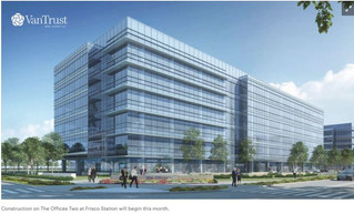Construction to begin on new Frisco Station office building