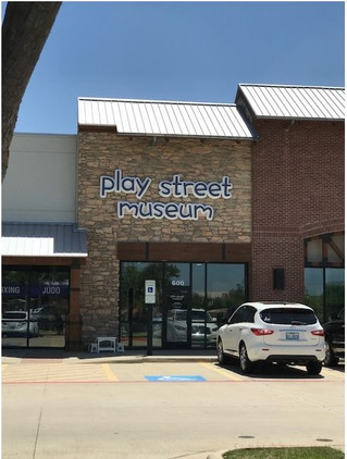 Play Street Museum in Flower Mound