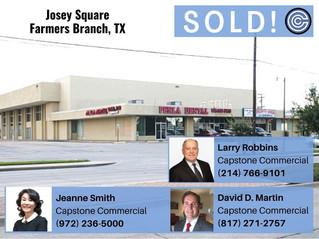 Sold - 14510-14560 Josey Lane, Farmers Branch