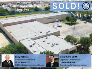 Sold - 1700 Columbian Club Drive, Carrollton
