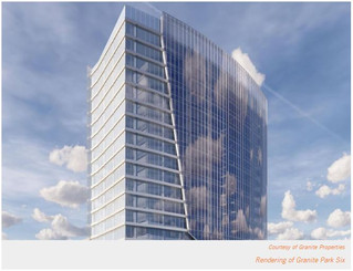 Here Comes Granite Park Six: A Luxury 415K SF Office Building Off Highway 121