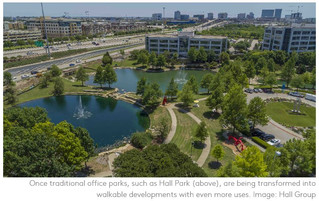 Dallas Developers: Go Mixed-Use in 2019 or Go Home  As Dallas Adds Thousands of New Residents Develo