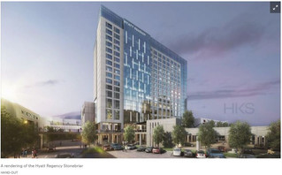 Frisco hotel breaks ground thanks to $105M loan from local bank