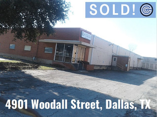 Done Deal - 4901 Woodall Street, Dallas