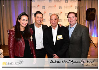 Great time last night at the Madison Title Party in Addison.  Special Thanks to Joshua Quinn and Naa