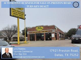 For Sale in N. Dallas