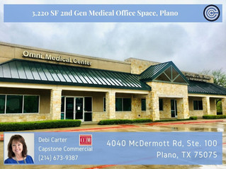 Medical Office For Lease in Plano