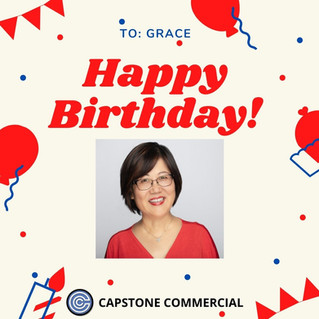 Happy Birthday Grace!!!!