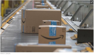 Report: 1,000 new jobs heading to Amazon distribution center in Irving