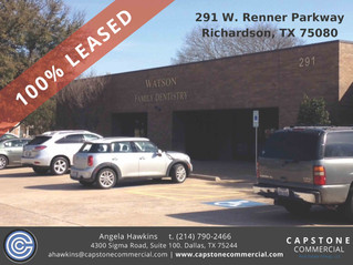 Fully Leased
