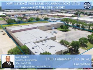 New Listing in Carrollton