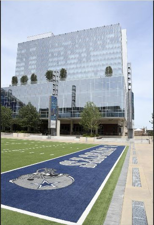 See inside the Cowboys-themed hotel driving business travelers to Frisco