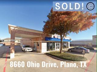 8660 Ohio Drive, Plano - SOLD