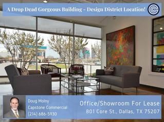For Lease - Dallas Design District