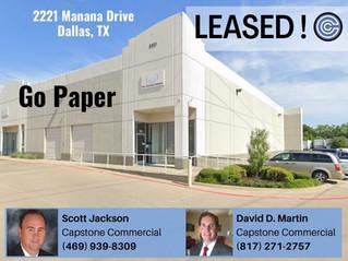 Leased - 2221 Manana Drive, Dallas