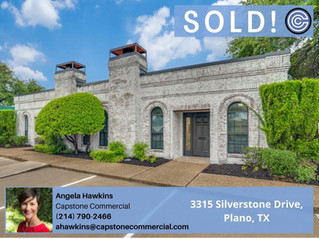 Sold  - 3315 Silverstone Drive, Plano