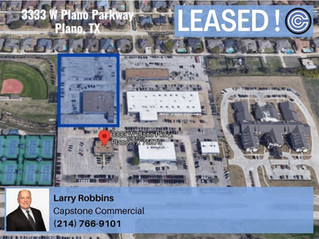 Leased - 3333 W. Plano Parkway, Plano
