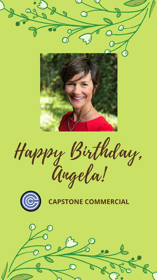 Wishing Angela Hawkins a very Happy Birthday today!